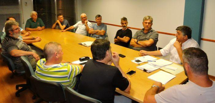 Se reunió el Consejo de Administración