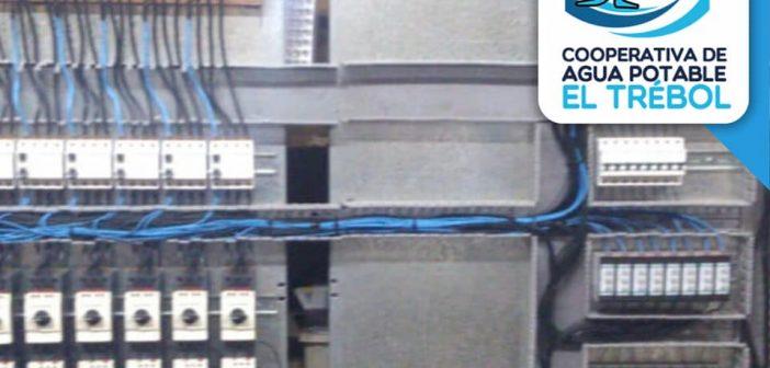 Nuevos sistema eléctrico para el servicio de agua potable