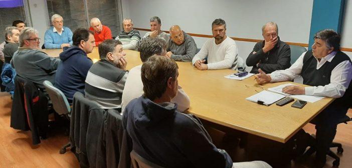 Importante reunión del Consejo de Administración